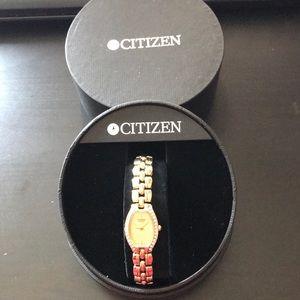 Citizens watch - NWOT in original box